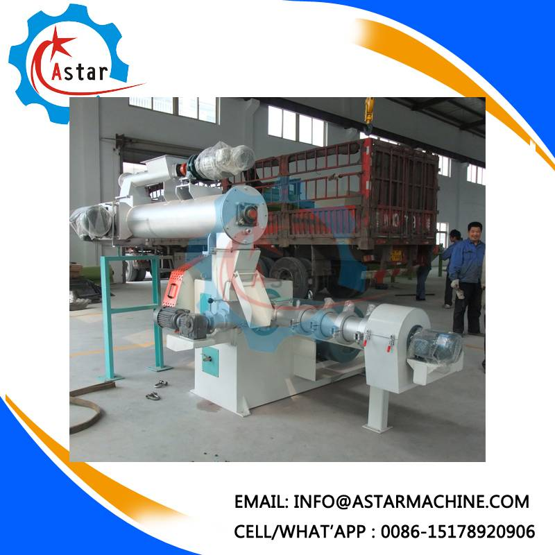 China Perfect Quality Floating Fish Feed Machine