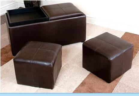 Ottoman Chair Stools