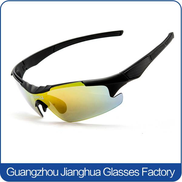 2015 hot brand bicycle sports sunglasses windproof eyewear glasses for men