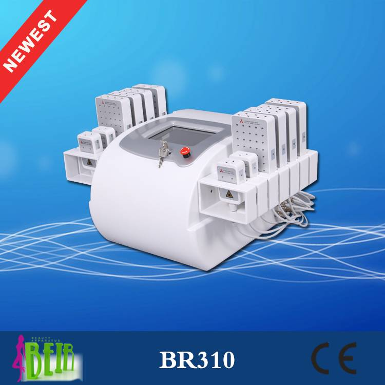 2016 Beir lipo laser machine BR310 for body shaping