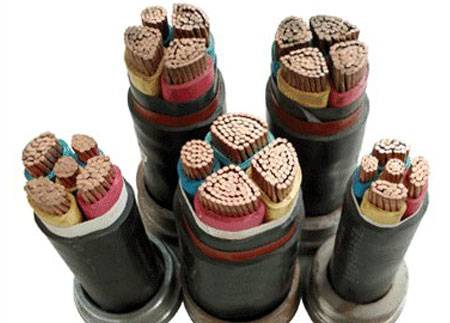 XLPE Insulated Power Cable with rated voltage up to 8.7/10kv for coal mine