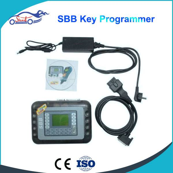SBB Key Programmer with New Version