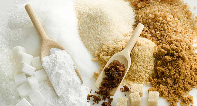 White Refined Sugar Grades with ICUMSA