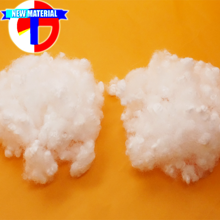 Thailand 7/15D PSF hollow conjugated siliconized Polyester Fiber