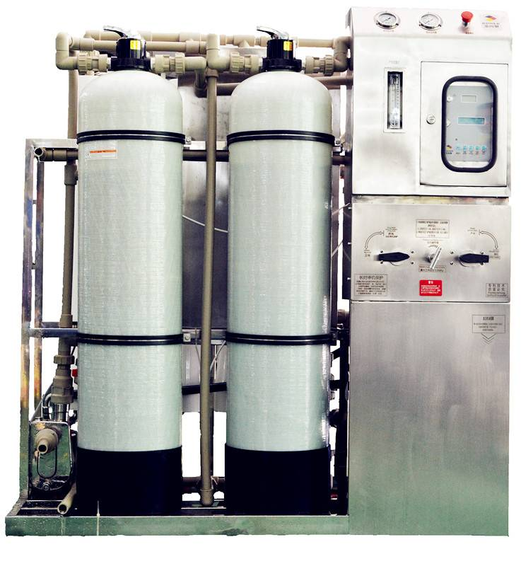 Commercial Marine Pure Series Desalinators 100,000L-1,000,000L