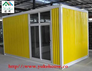 New Style Best Quality Prefab Container House/Hotel