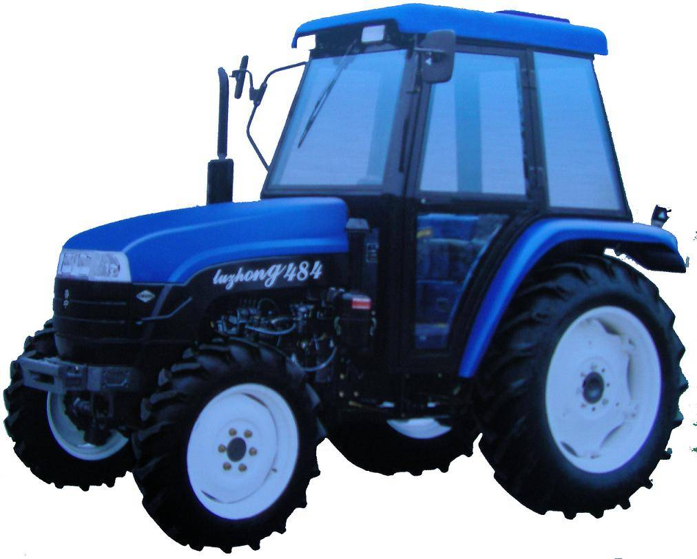 WP484 Tractor