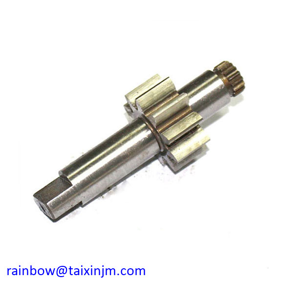 transmission gear shaft manufacturer