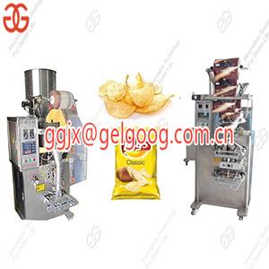 Potato Chips Packing Machine On Sale
