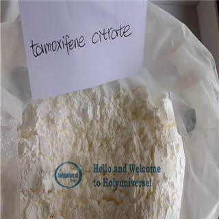99% Purity Tamoxifen Citrate/High Quality Tamoxifen/Cas 54965-24-1