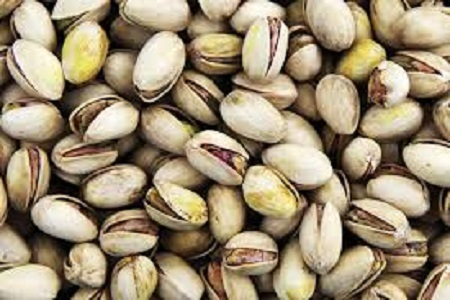 Pistachio Nuts, Chestnuts, Hazelnuts