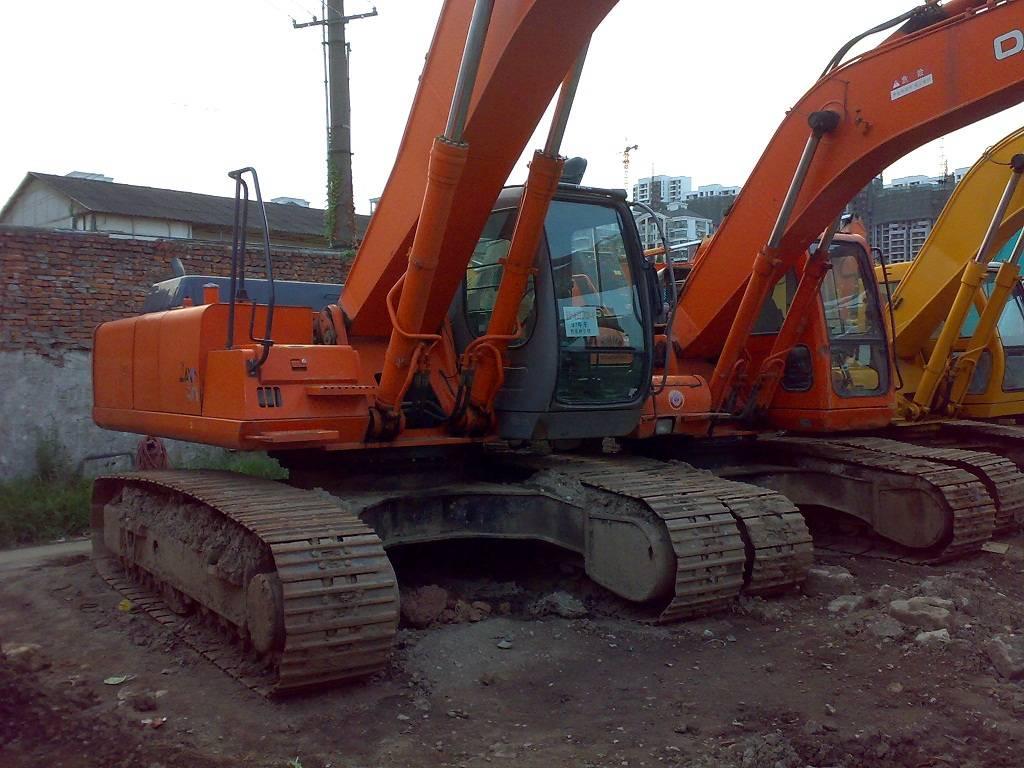 Used Hitachi Excavator ZX330