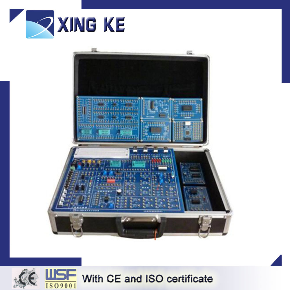 Modularization Digital Electronic Training Set/XK-DEB1 training kit/vocational school lab device
