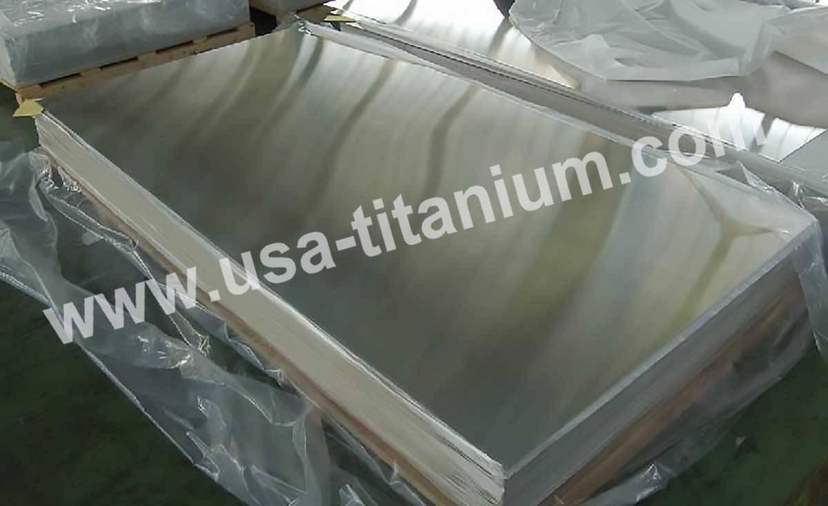 USTi Titanium Plate Titanium Sheet Titanium Alloy Plate