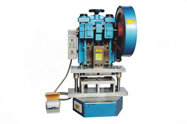 D5-2 Two Dies PVC Card Punching Machine Made In China