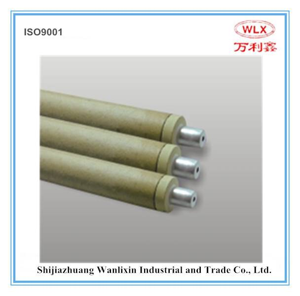 China supply R type disposable/expendable thermocouple with triangle contact (604)