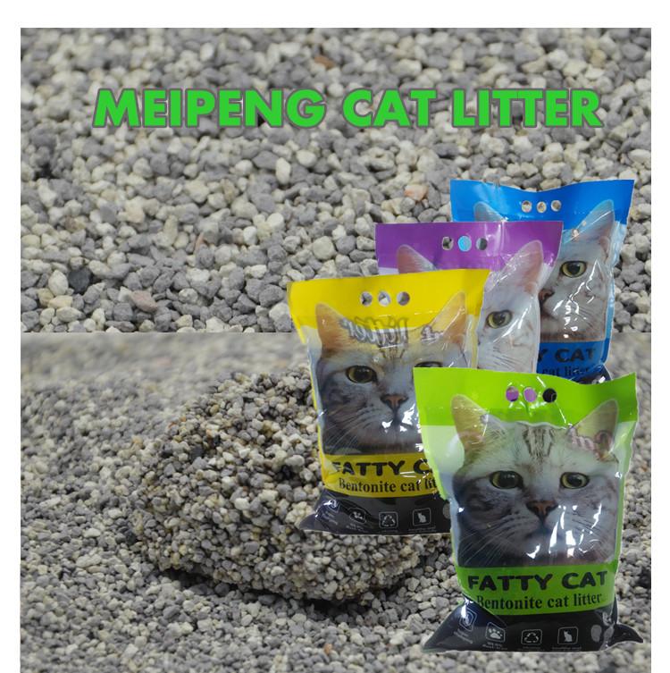 Cat litter bentonite Meipeng Ecolief Premium quality