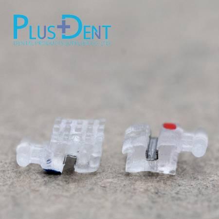 Metal slot plastic brackets - Roth series