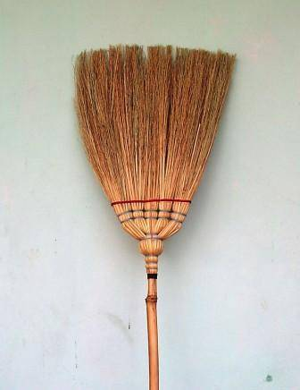 4-5String Sorghum Broom