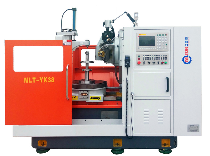 5-axis High Rigidity and Precision Compression Roller Gear Hobbing Machine Equipment