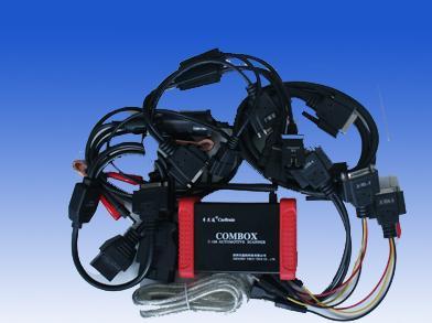 CarBrain C168 scanner