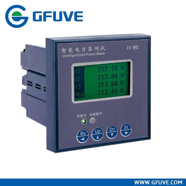 FU2000 Multi-function digital electricity power meter