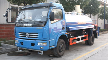 DTA5080 Drug spraying truck Pesticide Spraying Truck