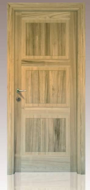 Solid Wood Door (ED011)
