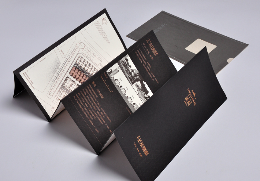 Professional manufacturer custom offset printing leaflet/flyer/poster