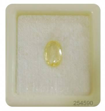 Natural Yellow Sapphire 1.9ct