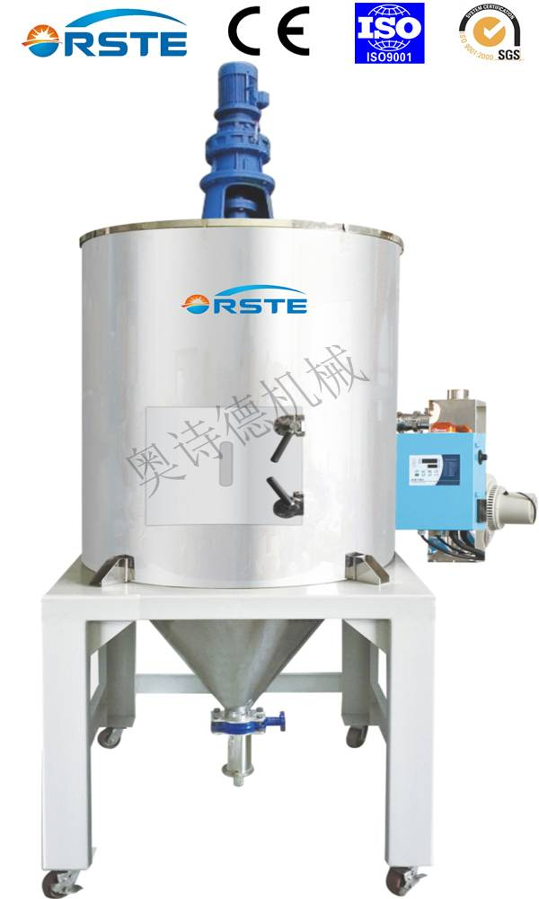 PET Crystallizing Dryer