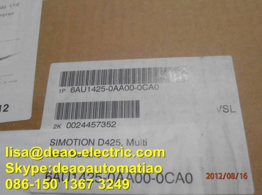 6AU1435-0AA00-0CA1 SIEMENS Motion ControlLER System SIMOTION D425 D435 D445-1 CX32