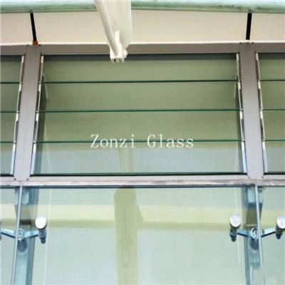 Brand New Security Louver Window Glass