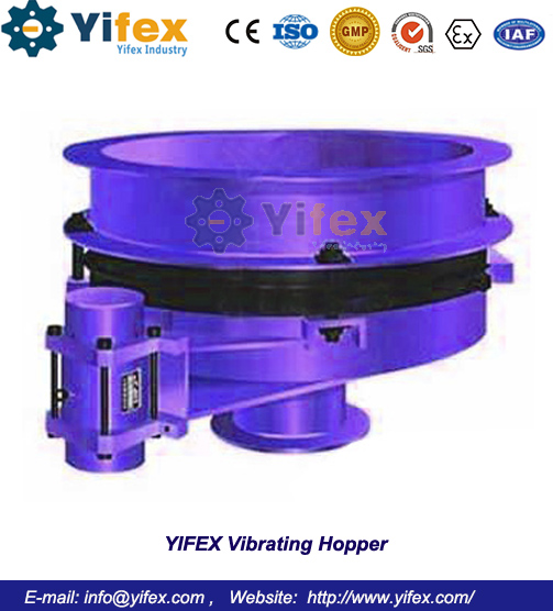 YIFEX Vibrating Hopper
