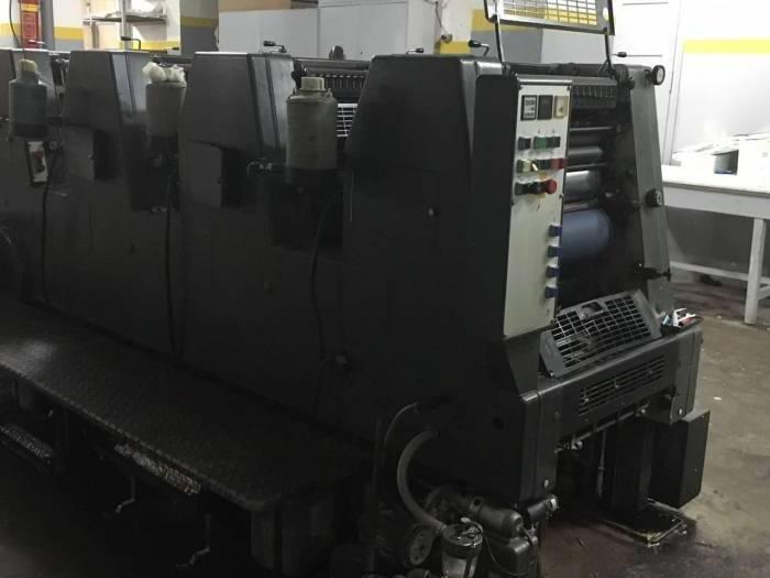 Complete Printshop Heidelberg GTO 52-4