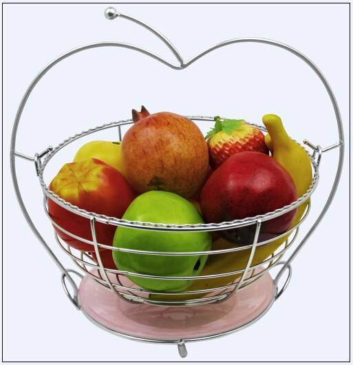 YuanTong Metal Fruit Basket
