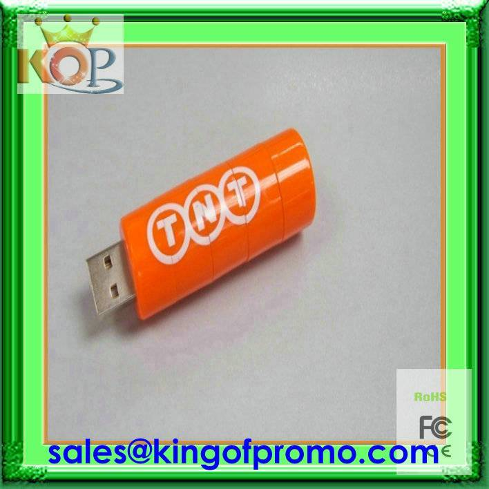 revolve cube usb flash drive for TNT