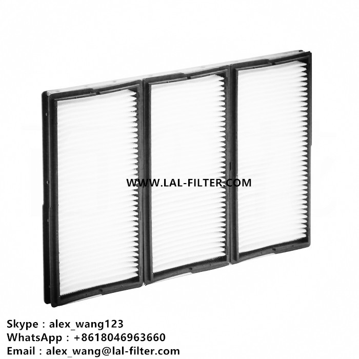 Excavator Cabin Air Filter 77Z9700020 For Komatsu