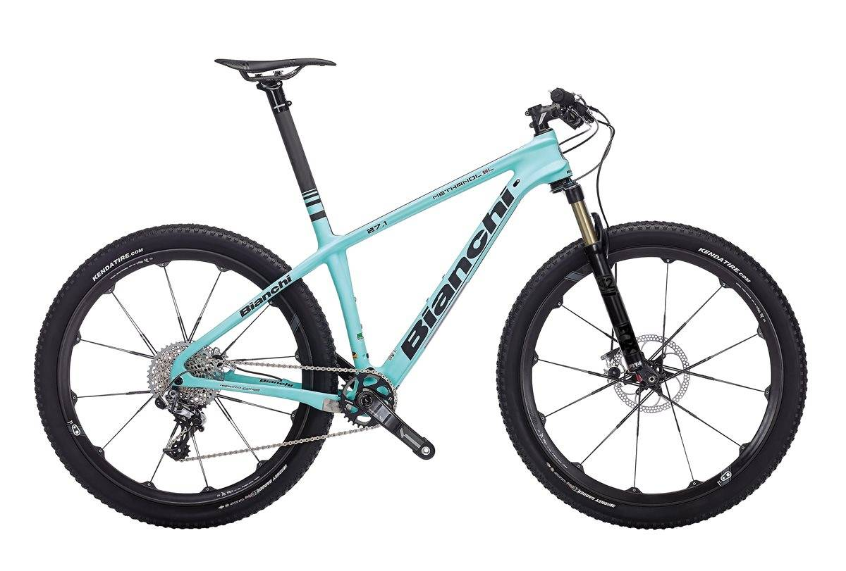 Bianchi Methanol 27.1 SL Mountain Bike 2016 - Hardtail MTB