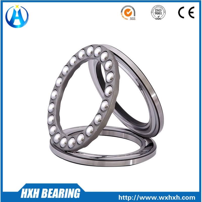 51106 thrust ball bearings  ABEC-5 GCr15