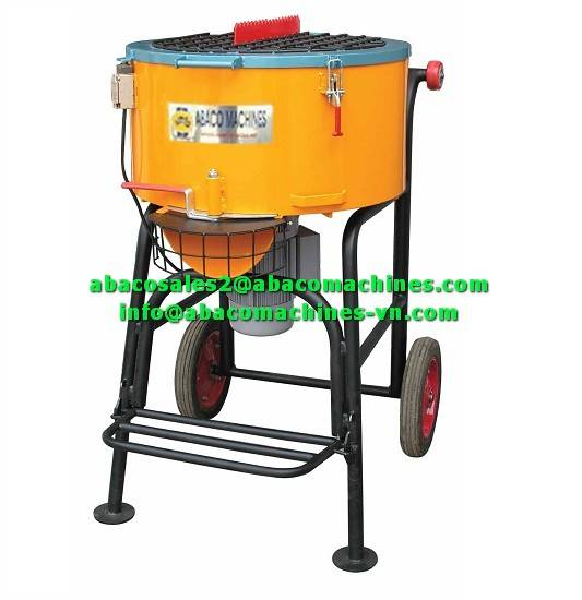 CEMENT SAND MORTAR MIXER - ABACO -