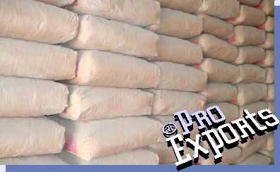 Grey Portland Cement OPC 42.5 R - Export: C&F ASIA