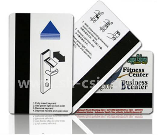 UHF RFID Card RFID Card For Access Control System