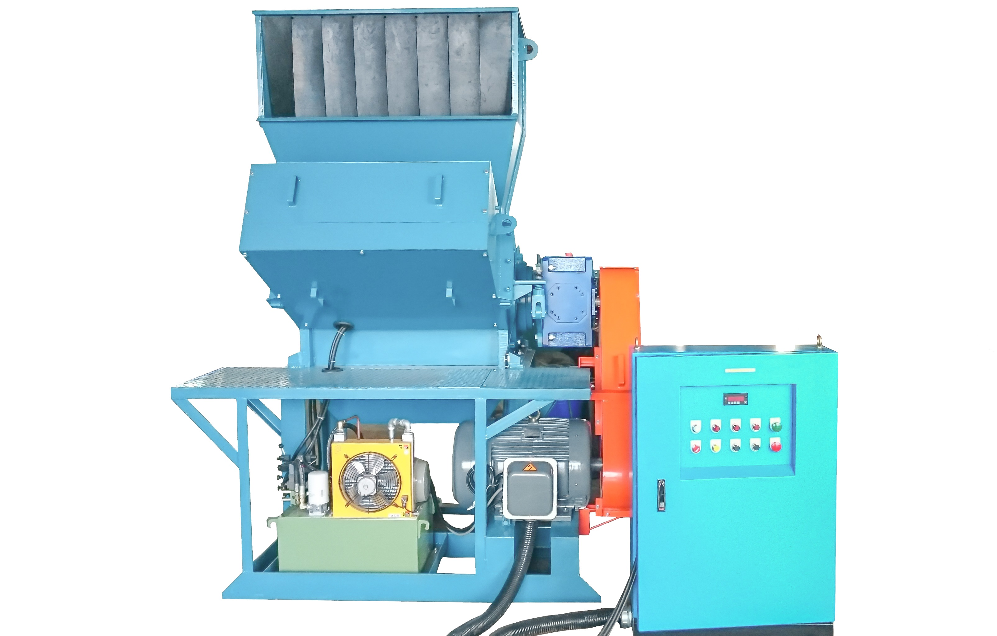 KS series Single-shaft shredder