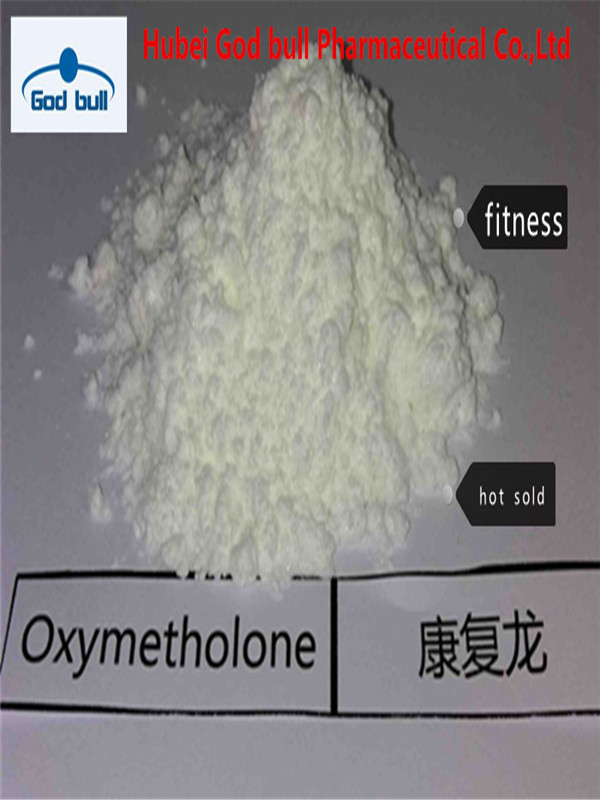 Oxymetholone Anadrol Steroid Raw Powder CAS:434-07-1