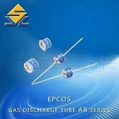 gas tubes A8 series 20KA 75V-800V 8*6mm