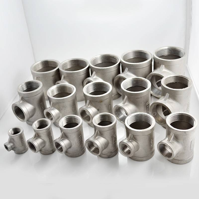 Stainless Steel 45 Degree Pipe Fitting Lateral Tee
