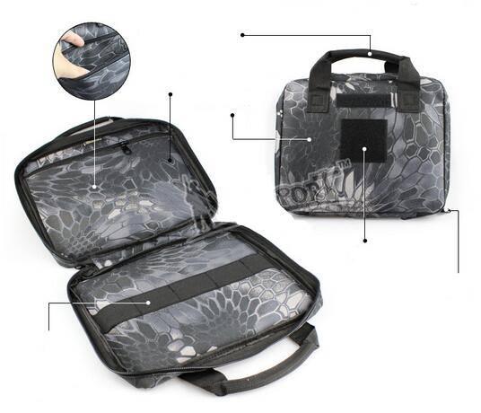 Pistol bags tactical gun bag waterproof nylon small gunbag