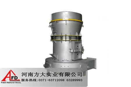 YGM85B high-pressure suspension roller mill - professional grinder manufacturers
