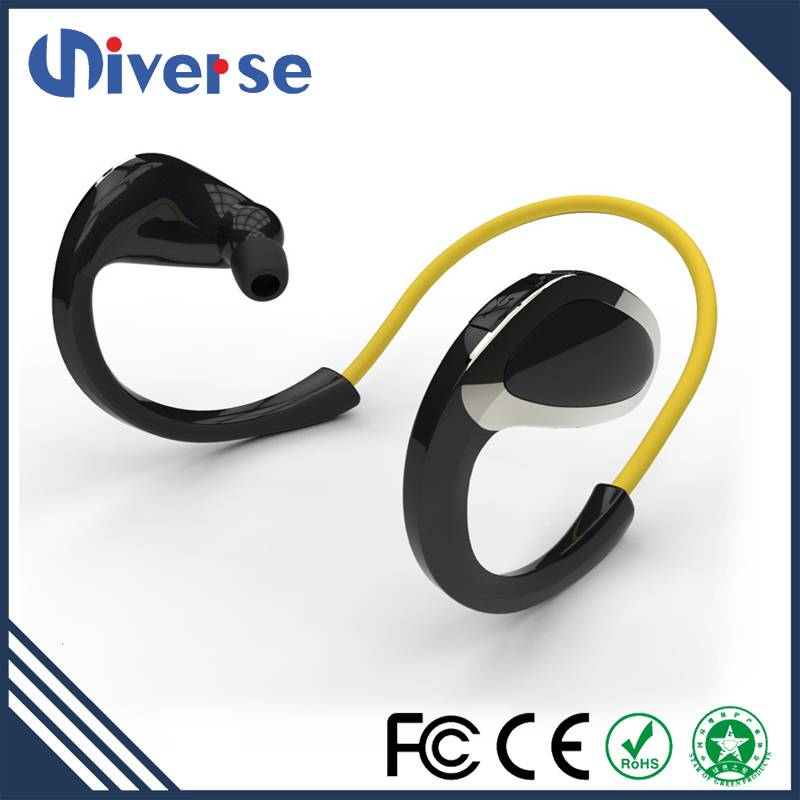 Neckband Wireless Bluetooth Headset Headphone Earphone for iPhone Samsung